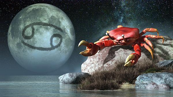 Image result for cancer astrology images