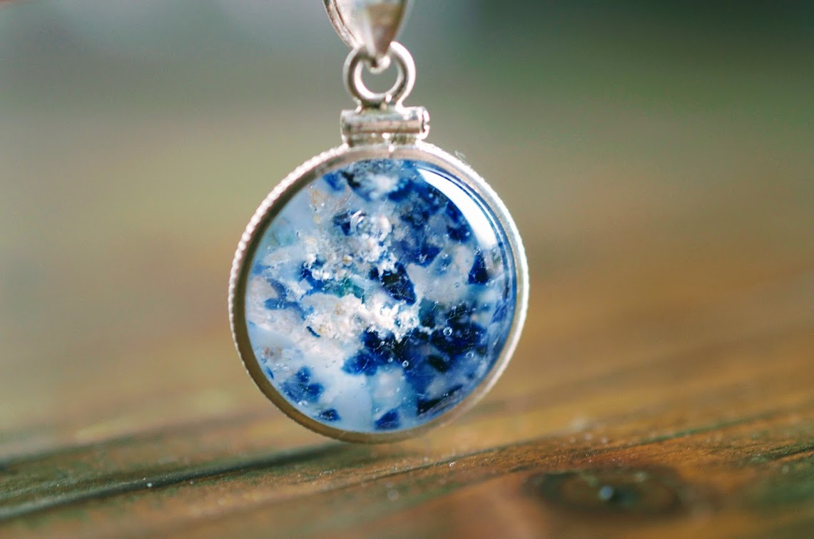 Coin style glass cremation jewelry annnicoleco dsc3002 aloadofball Image collections
